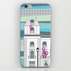 Walton Street iPhone & iPod Skin