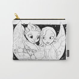 Mune and Glim (Mune: Guardian of the Moon) Carry-All Pouch