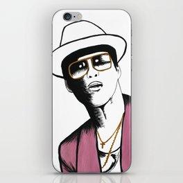 Uptown Funk iPhone Skin