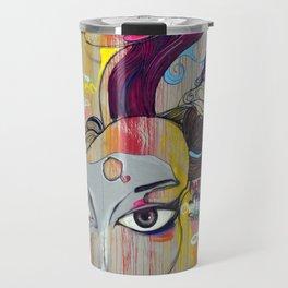 Scary Posh Spice Travel Mug