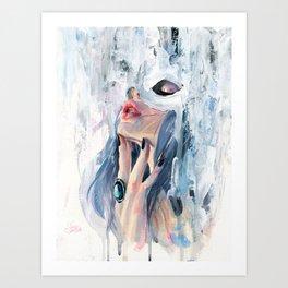 Moira Art Print