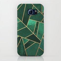 Emerald and Copper Galaxy S8 Slim Case