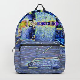 The Two Pillars Backpack