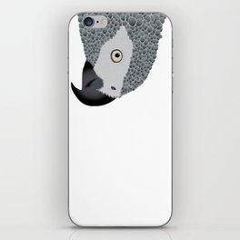 African Grey Parrot iPhone Skin