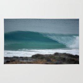 Breaking Wave Rug