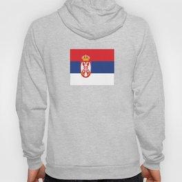 flag of Serbia-balkan,serbian,europe,yugoslavia, Pannonian,Belgrade,Novi Sad,nis,kragujevac Hoody