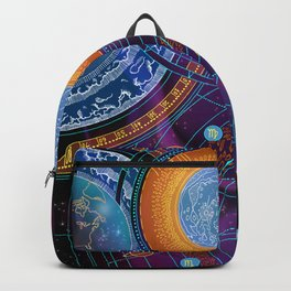 MOON AND PLANETS Backpack