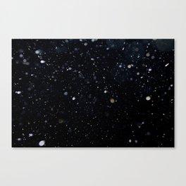 Rain #1 Canvas Print