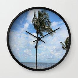 Let Rumors Fly Wall Clock
