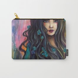 Hanako Carry-All Pouch
