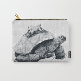 Tortoise Tree - Fall Carry-All Pouch
