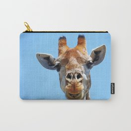The Giraffe - Africa wildlife Carry-All Pouch