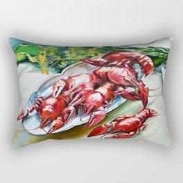 Still life # 28 Rectangular Pillow