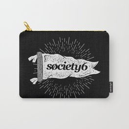 Society6 Banner Carry-All Pouch