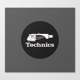 Technics SL-1210 - Deejay / Music Canvas Print