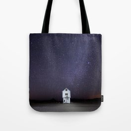 Abandoned White House Tote Bag