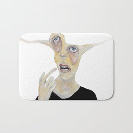 Uncertainty Bath Mat