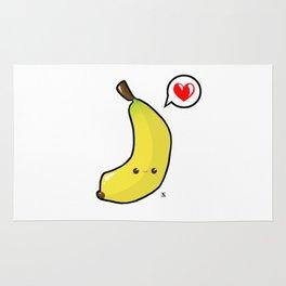 Baby Banana Kawaii Rug