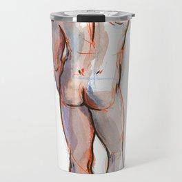 PATRICK, Nude Male by Frank-Joseph Travel Mug