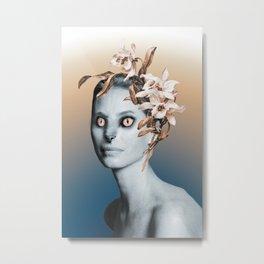 Werewoman Metal Print