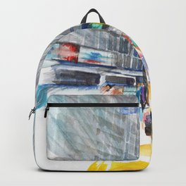 New York Street Backpack