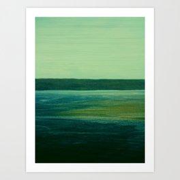 Landscape ~ Sea Art Print
