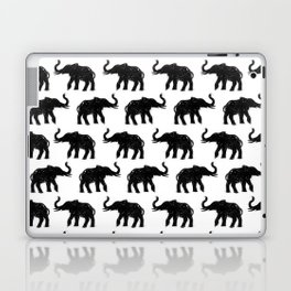 Elephants on Parade Laptop & iPad Skin