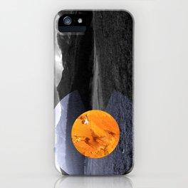 colorado blue iPhone Case