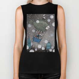 One Thousand and One Star Biker Tank