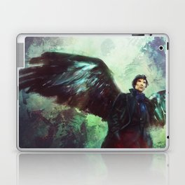 The Winged Detective Laptop & iPad Skin