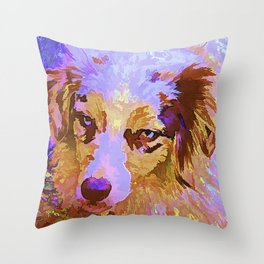 The Joke is On You Throw Pillow