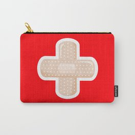 First Aid Plaster Carry-All Pouch
