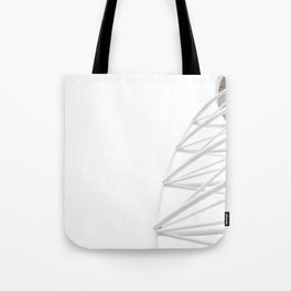 The White Tower Tote Bag