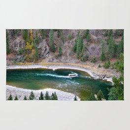 Kootenai River Rug