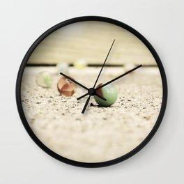 Retro Child's Play Wall Clock