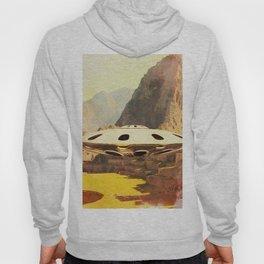 Flying Saucer - Machu Picchu Hoody
