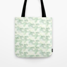 White Widow Tote Bag