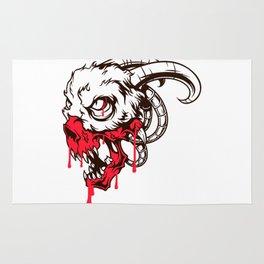 Evil - Demon Rug