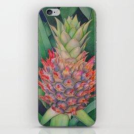 Ornamental Pineapple iPhone Skin