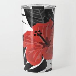 Tropical Art Travel Mug