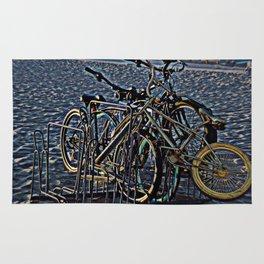 beachy style Rug