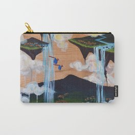Costa Rican Lagoon Carry-All Pouch