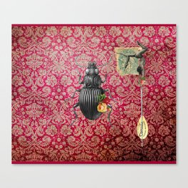 The Old Apartment Canvas Print