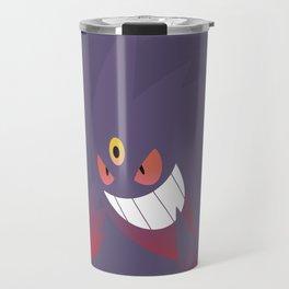 Mega Gengar Travel Mug