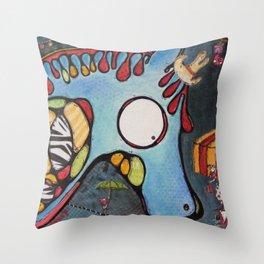 Achille Throw Pillow