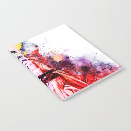 NYC Watercolor Collection - Liberty Colors Notebook