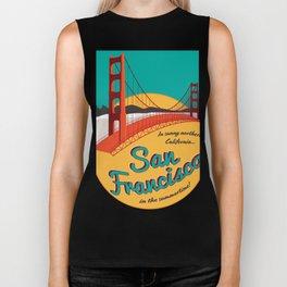 San Francisco Biker Tank