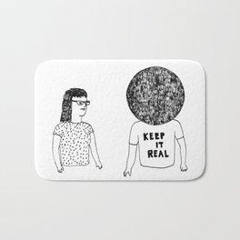 Keep it Real Bath Mat