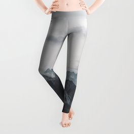 Calm - landscape photography Leggings