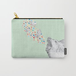 Bear Books Carry-All Pouch